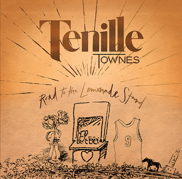 "Tenille Townes EP ""Road To The Lemonade Stand"" - Columbia Nashville"