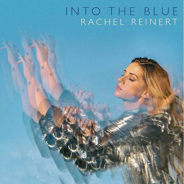 "rachel reinert ""Into the blue"" album - Green Iris Records"