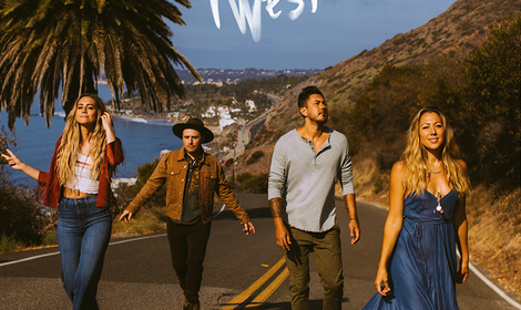 "Gone West ""Slow Down"" - Canyons - Triple Tigers"